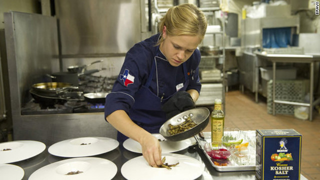 Restaurant Wars on 'Top Chef: Texas'