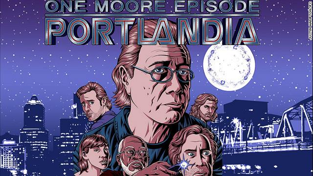 'Portlandia' characters discover 'Battlestar Galactica'