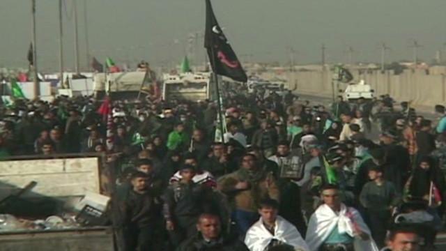 Iraq refuerza la seguridad de los peregrinos ante el aumento de violencia sectaria