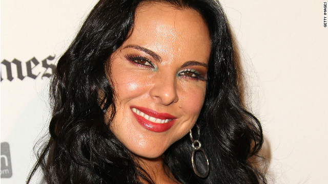 Kate del Castillo at LA Latino International Film Festival in July 2011.