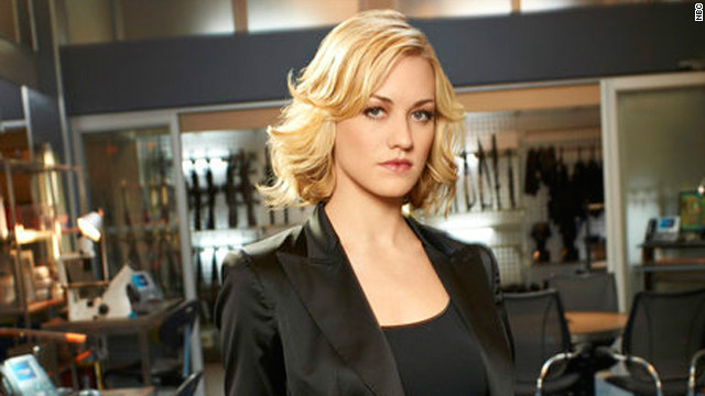 Yvonne Strahovski looks back on 'Chuck,' forward to 'Frankenstein'