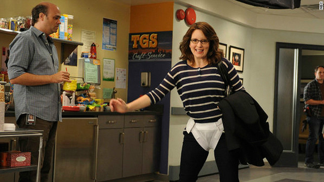 What is Liz's secret on '30 Rock'?