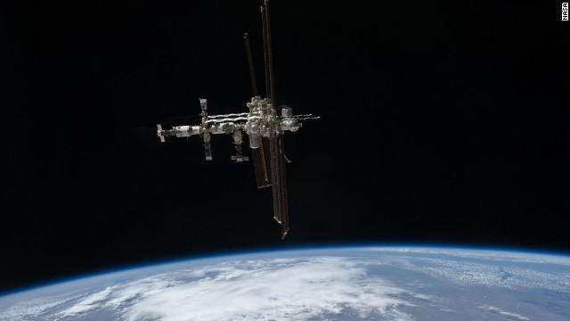 File photo: Russia said it does not plan to use the International Space Station beyond 2020.