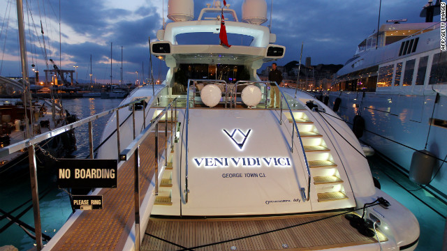 Superyacht owners and captains anywhere around the world can call on concierge services to get them anything they want.