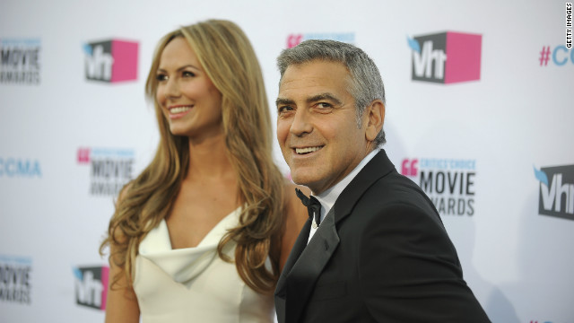 What George Clooney loves about the Globes