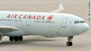Like many other airlines, Air Canada charges a fee for