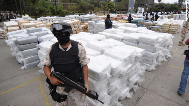 Drug cartels are causing a refugee crisis