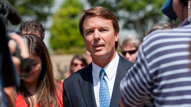 Jury selection to begin John Edwards trial – This Just In - CNN.com ...