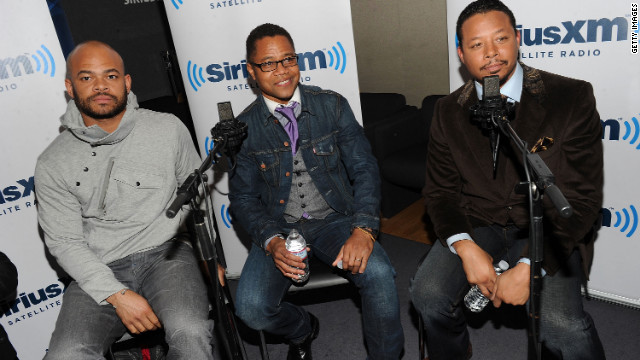 Stars Anthony Hemingway, Cuba Gooding Jr. and Terrence Howard talk about