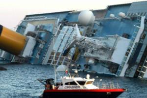 Tragedia en alta mar