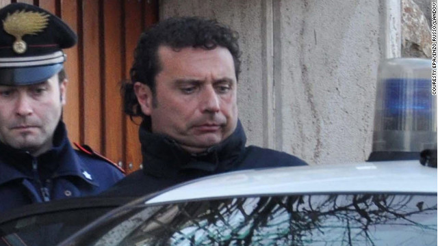 Hearing set for Italian cruise ship captain under house arrest