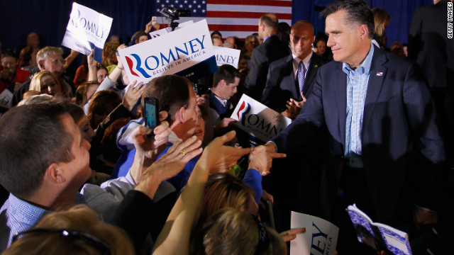 Romney hits radio in Colorado