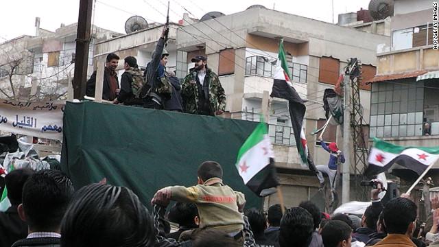 Aumenta cifra de muertos en Siria en medio de la visita de observadores de la Liga Árabe