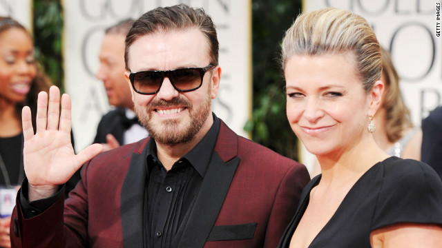 Ricky Gervais: Slightly kinder, just as funny