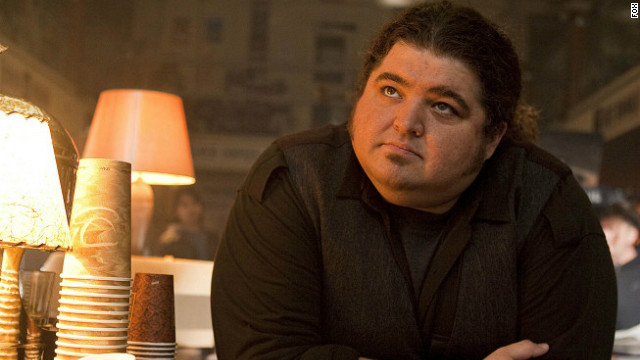 Jorge Garcia explores new mysteries on 'Alcatraz'