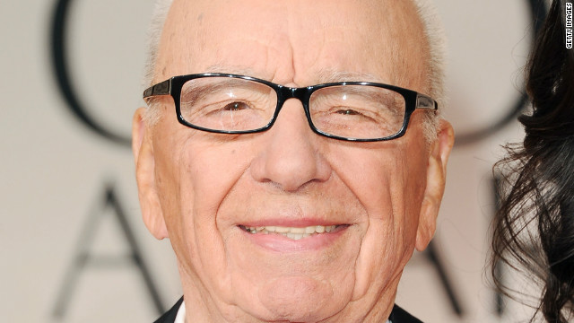 Murdoch launches Twitter tirade against Obama, Google over online piracy