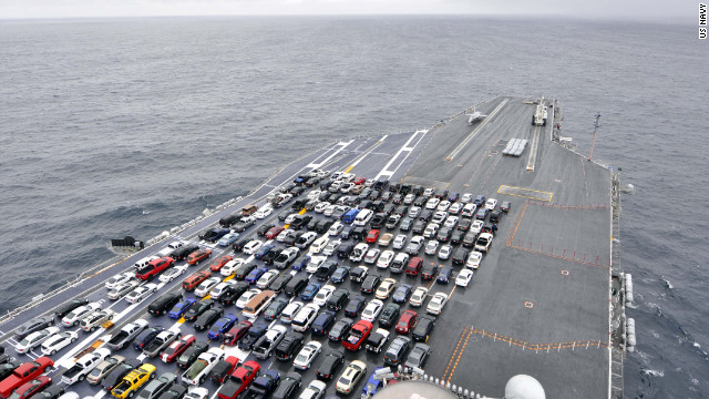 Why aircraft carriers may be good for parking cars but not landing new jets