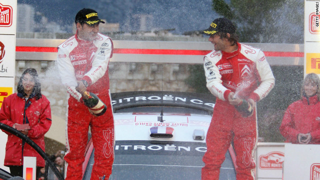 Sebastien Loeb is the king of the World Rally Championship. The Frenchman has won an unrivaled eight world titles and has claimed victory at the Monte Carlo Rally on five occasions.