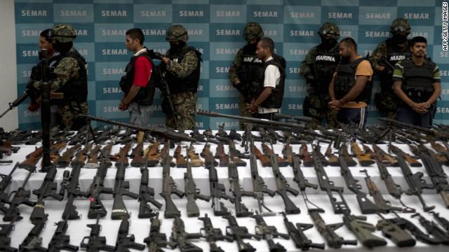 Hay 1.600 personas desaparecidas en Coahuila, según el gobierno local