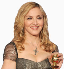 Madonna responds to hackers