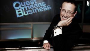 Watch Richard Quest on Quest Means Business