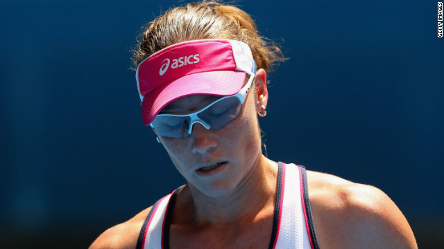 Australia's Samantha Stosur claimed the first grand slam singles title of her career at the 2011 U.S. Open.