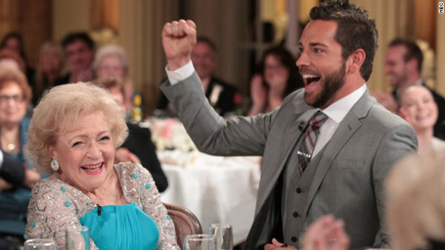 Happy 90th birthday, Betty White