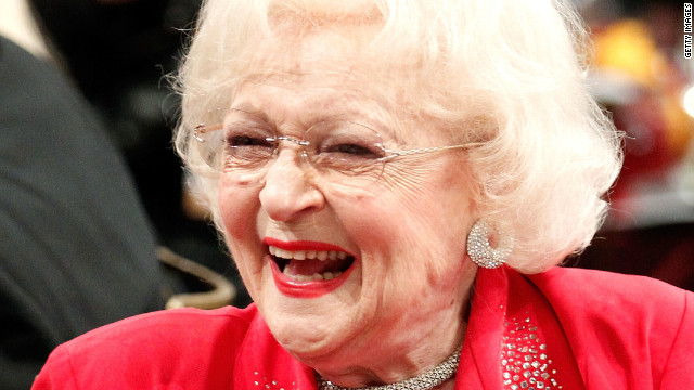 Betty White joins Twitter, pranks co-star