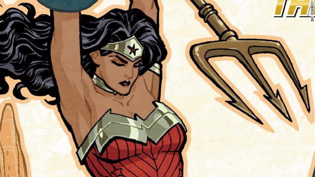 New Comic Wednesday: January 18, 2012
