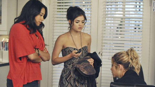 Things don't add up on 'Pretty Little Liars'