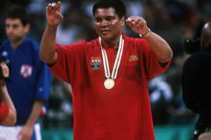 La gloria de Muhammad Ali