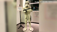 300-lb. 'Star Wars' cake costs $9,000