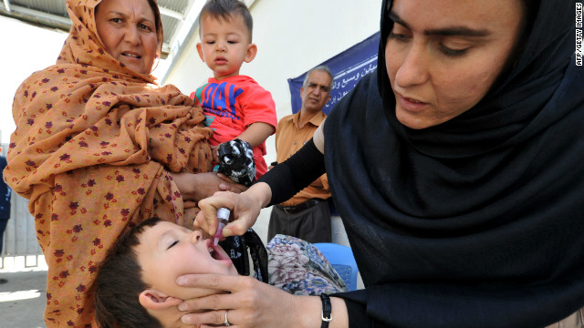 Opinion: Don't fall at the finish line in the race to eradicate polio