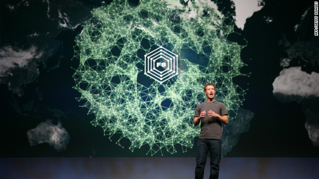 Facebook CEO Mark Zuckerberg announced