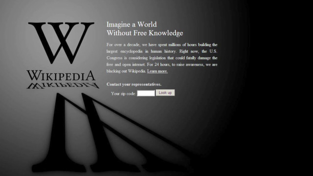 SOPA 101: Your guide to the Internet blackout - This Just ...