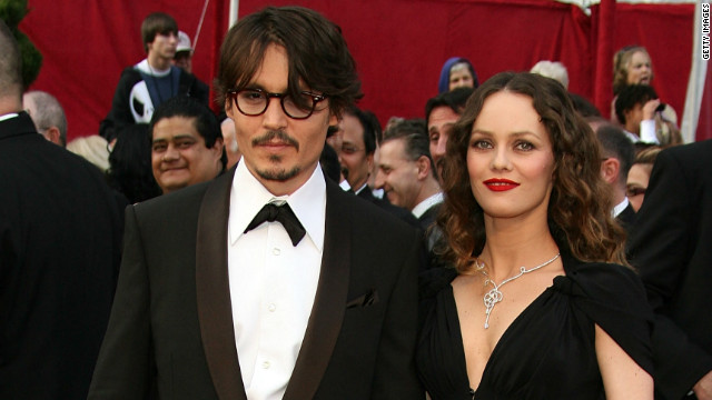 Johnny Depp, Vanessa Paradis split after 14 years