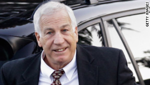 Jerry Sandusky waived his preliminary hearing on December 13 in Bellefonte, Pennsylvania.