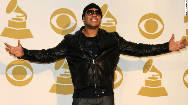 LL Cool J to host this year's Grammys