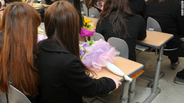 South Korea's school bullying has deadly consequences