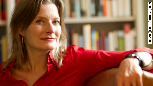 Jennifer Egan describes her creative growth -- and success -- as \