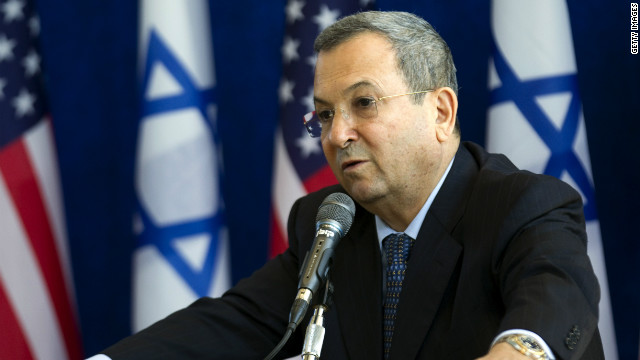 Israel's Defense Minister Ehud Barak has said a decision to strike Iran's nuclear program was