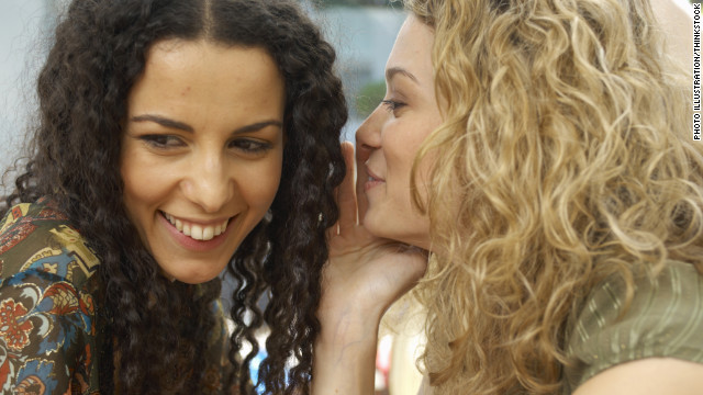 Gossip may have social purpose, study says