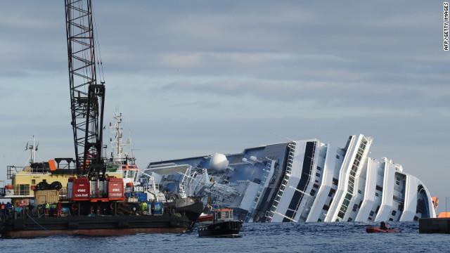 El naufragio en Italia siembra las dudas sobre la seguridad de un crucero