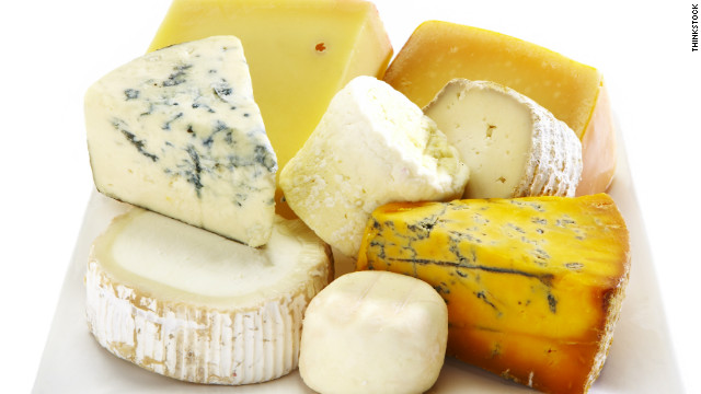 Breakfast buffet: National cheese lovers day