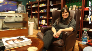Kim Rittinghouse runs a Goose Creek cigar shop and may vote for Gingrich \