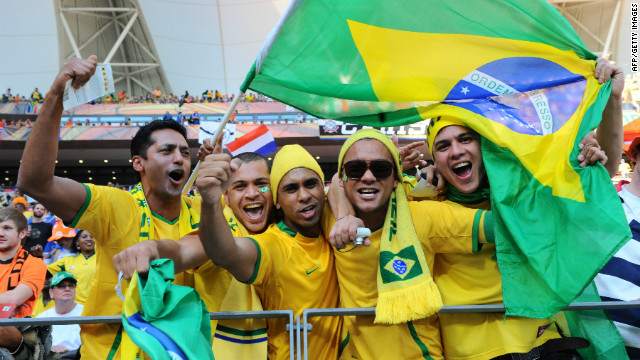 """La """"guerra de la cerveza"""" entre la FIFA y Brasil calienta el Mundial 2014"""