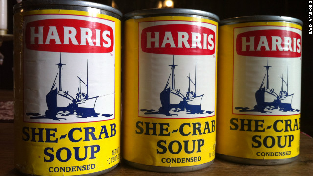 Easy she crab soup recipes