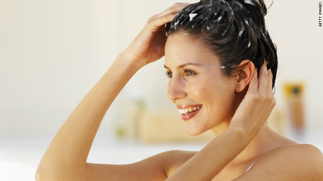 Use conditioner as your weapon against bad hair days.