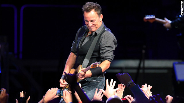 New Bruce Springsteen album to arrive March 6