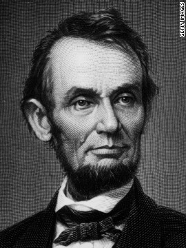 Two years before being elected president, Lincoln lost a Senate race to Stephen Douglas. As president, Lincoln was unpopular, even reviled, and it wasn't until after Gen. William T. Sherman took Atlanta in September 1864 that his re-election was assured.